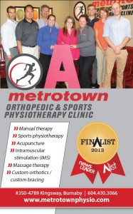 Metrotown Physio A-List